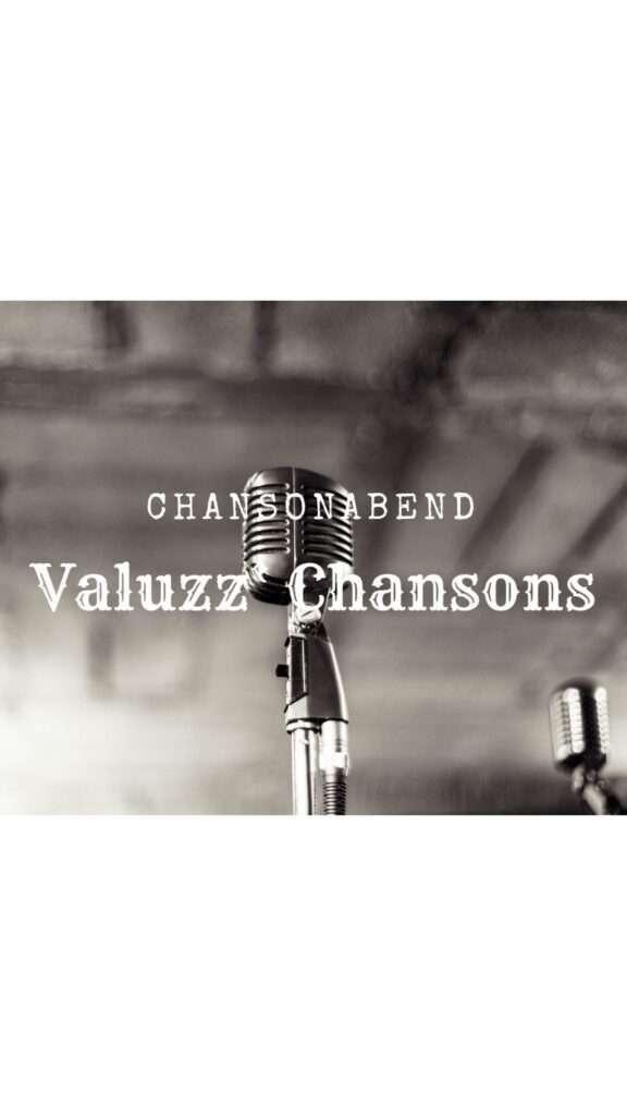 Chansonabend mit Valuzz' Chansons