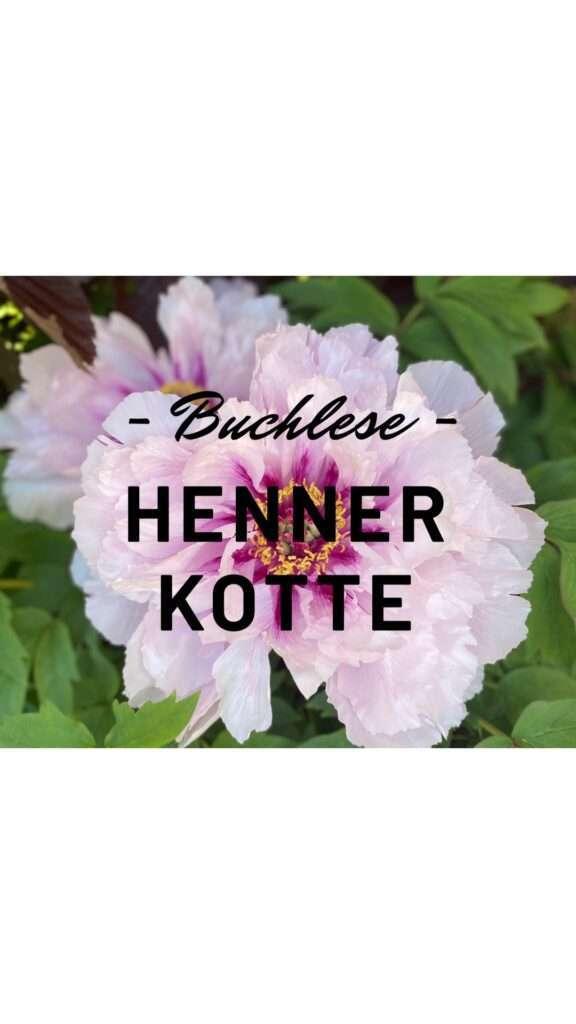 Buchlese – Henner Kotte